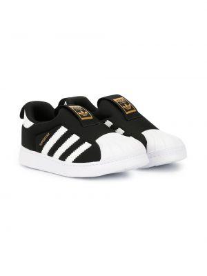 Кеды с заплатками круглый Adidas Kids