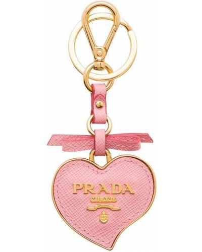 Brelok z logo Prada