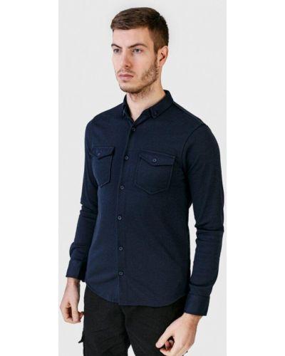 Рубашка - синяя Figo