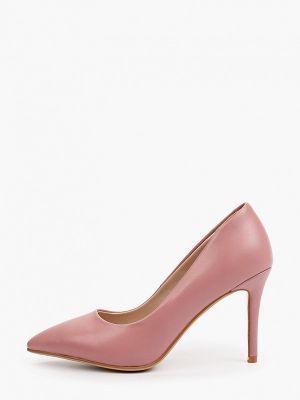 Розовые туфли осенние Diora.rim