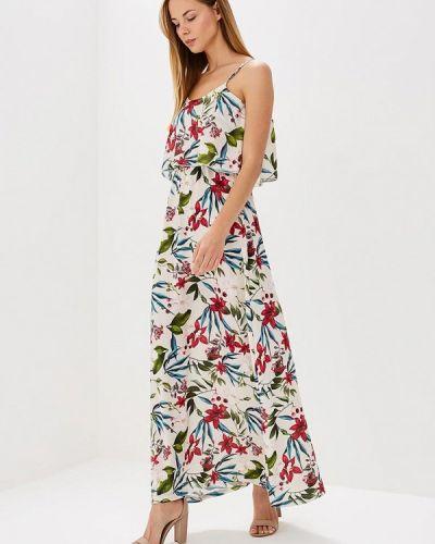 Платье весеннее бежевое Bruebeck