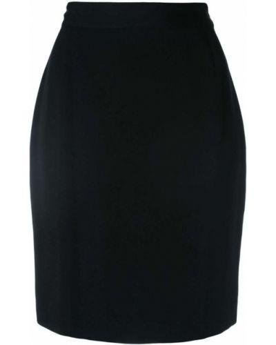 Юбка карандаш с завышенной талией винтажная Versace Vintage