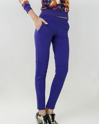 Спортивные брюки фиолетовые Ora