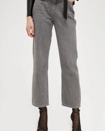 Прямые серые прямые джинсы Lime