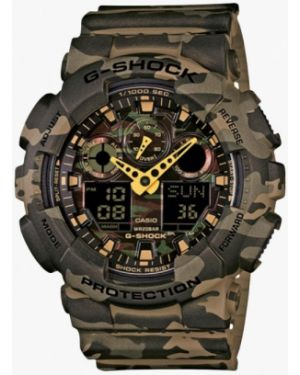 Часы хаки Casio