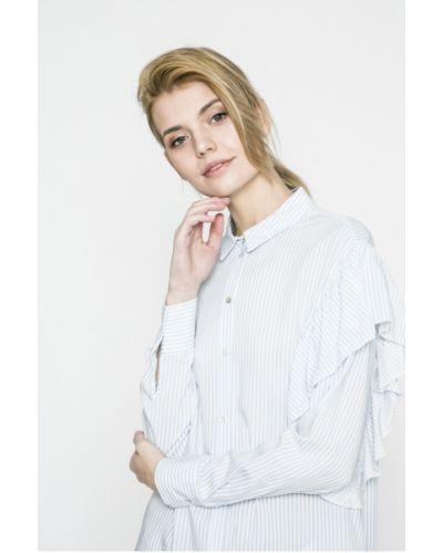 Блузка с манжетами на пуговицах Only