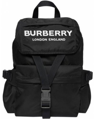 Рюкзак текстильный черный Burberry