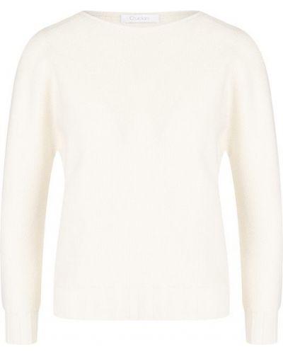 Белый свитер Cruciani