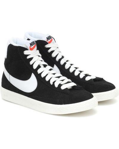 Czarny blezer Nike Kids