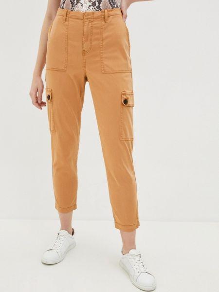 Коричневые брюки B.young