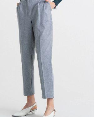 Классические брюки серые Befree