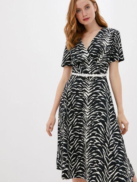 Черное платье Villagi