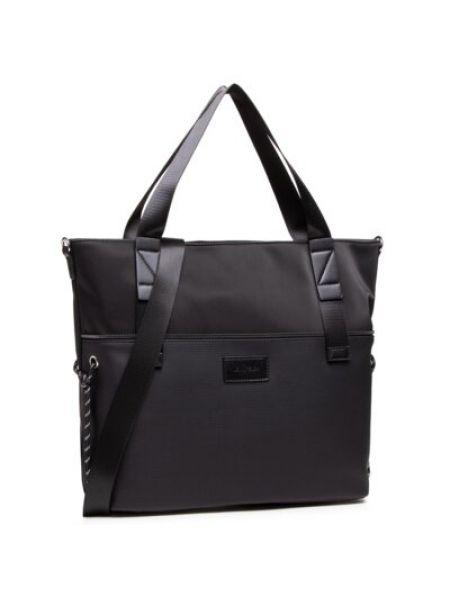 Klasyczna czarna torebka Ccc