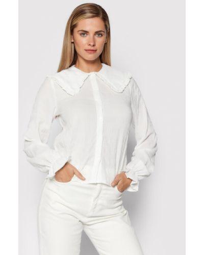 Biała bluzka Noisy May