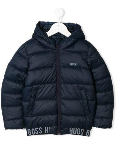 Куртка синий Boss Kids