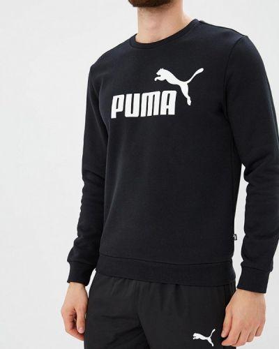 Свитшот черный Puma