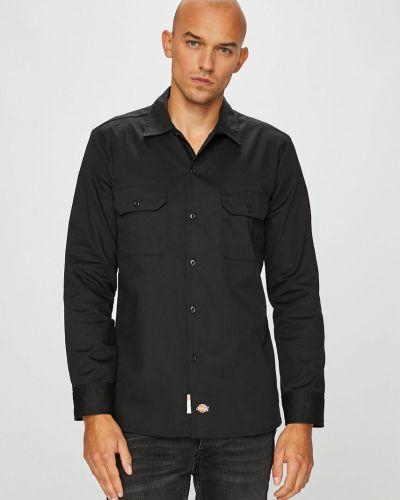 Рубашка с длинным рукавом однотонная хлопковая Dickies