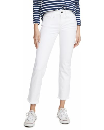 Джинсы стрейч - белые Joe's Jeans