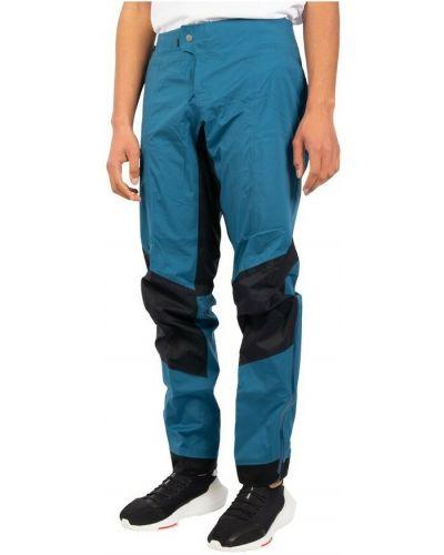 Niebieskie spodnie Patagonia