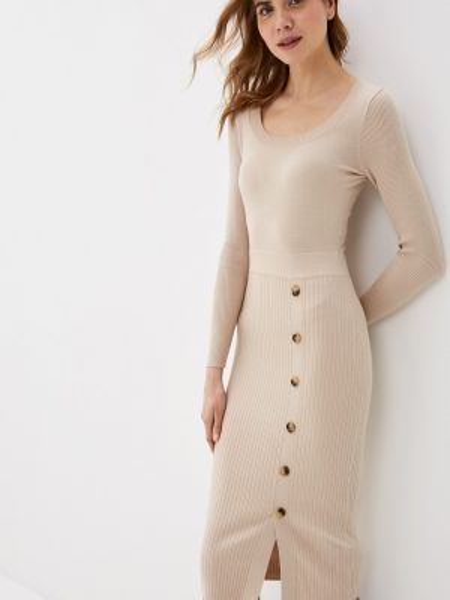Вязаное платье Zarina