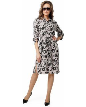Летнее платье на пуговицах с капюшоном с разрезами по бокам с воротником Dizzyway