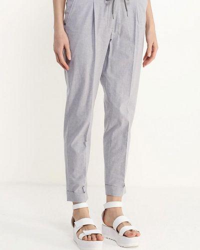 Серые брюки повседневные Cocos
