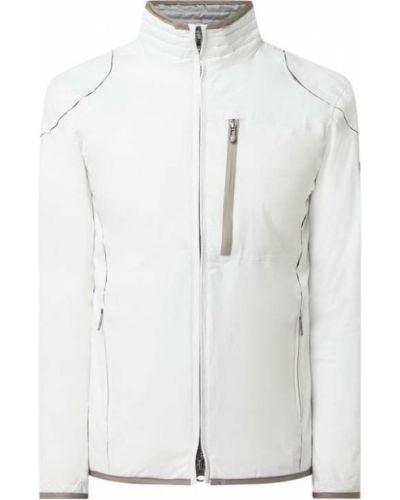Biała kurtka ze stójką Wellensteyn