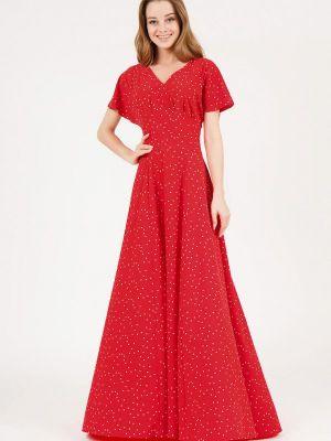 Повседневное платье - красное Marichuell