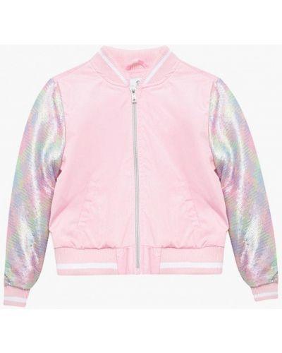 Розовая куртка весенняя Ovs