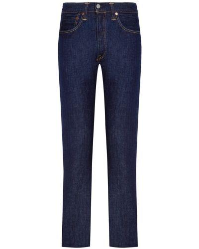 Прямые джинсы с завышенной талией синий Levi's®