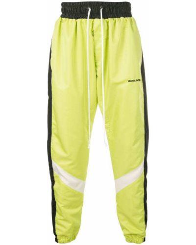 Спортивные брюки с карманами зеленый Daniel Patrick