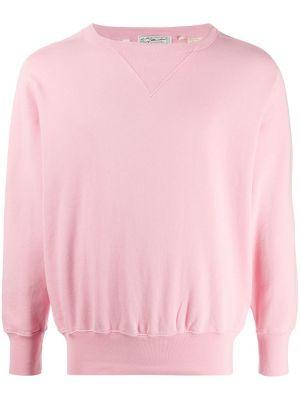 Розовая кофта в рубчик Levi's Vintage Clothing