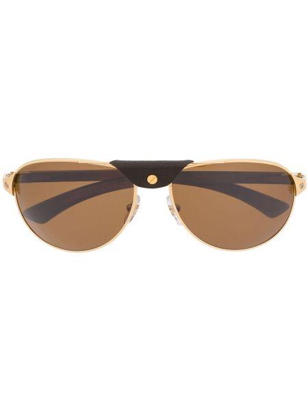 Okulary przeciwsłoneczne szkło dla wzroku Cartier