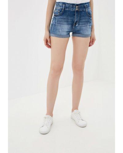 Джинсовые шорты синий G&g