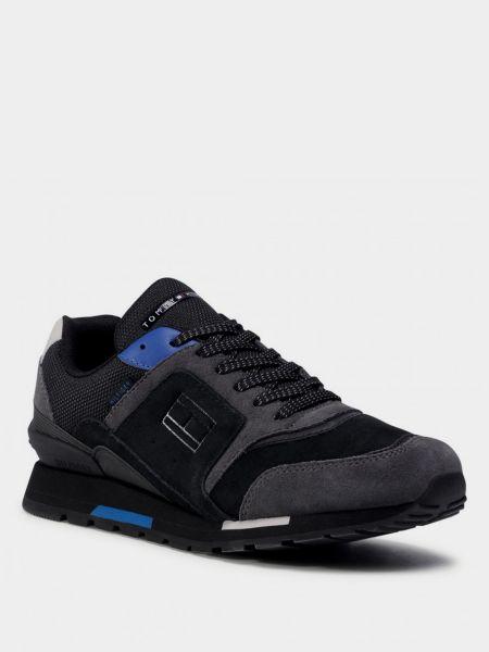 Повседневные кроссовки - черные Tommy Hilfiger