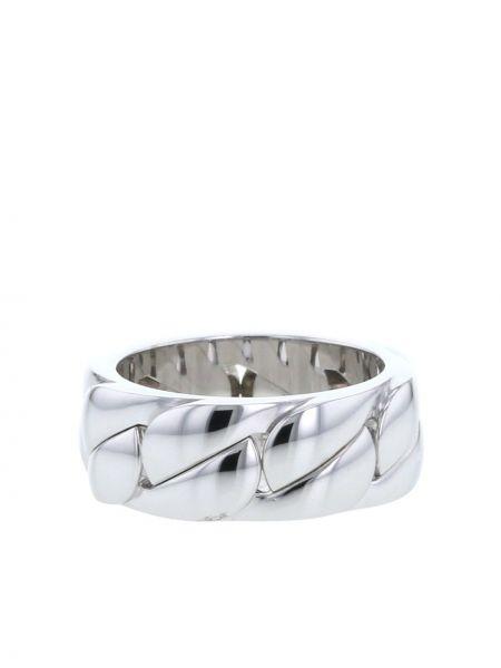 Серебряное кольцо Cartier