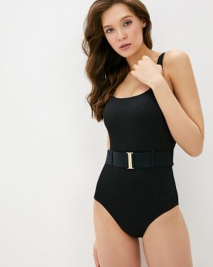 Слитный купальник черный Marks & Spencer
