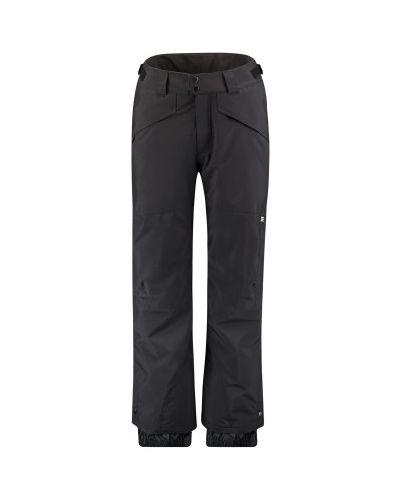 Прямые черные утепленные брюки O`neill