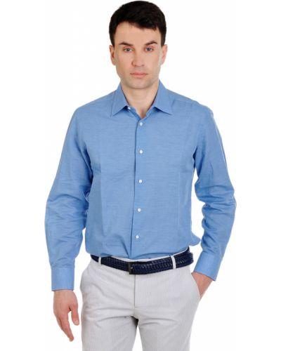 Рубашка синий Caruso
