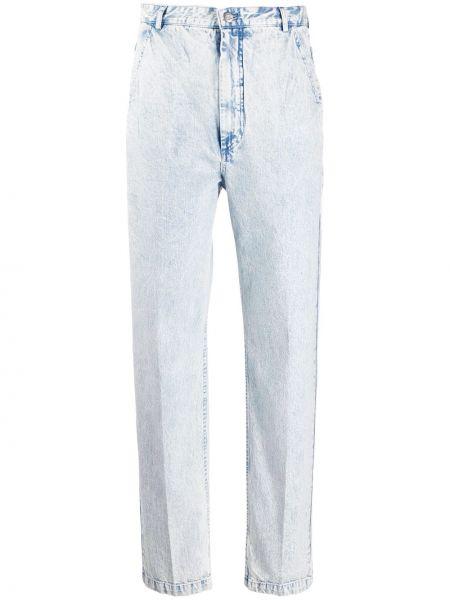 Широкие джинсы на пуговицах с карманами Rachel Comey