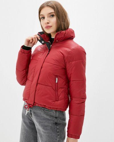 Утепленная красная куртка Silvian Heach