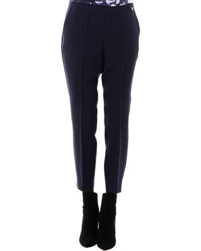 Синие брюки Twin-set