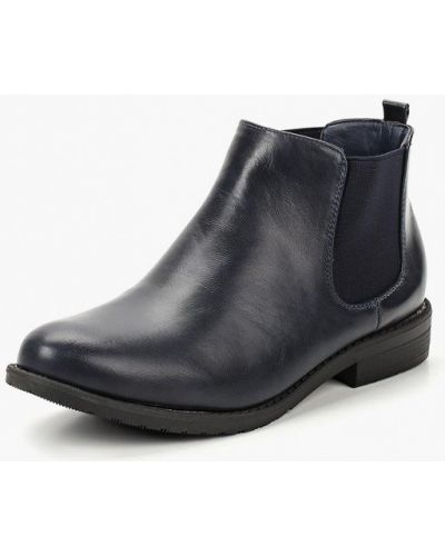 Ботинки челси осенние кожаные Style Shoes