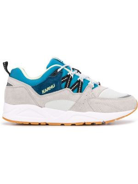 Замшевые кроссовки - серые Karhu