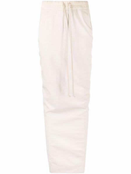 Облегающая юбка макси Rick Owens Drkshdw