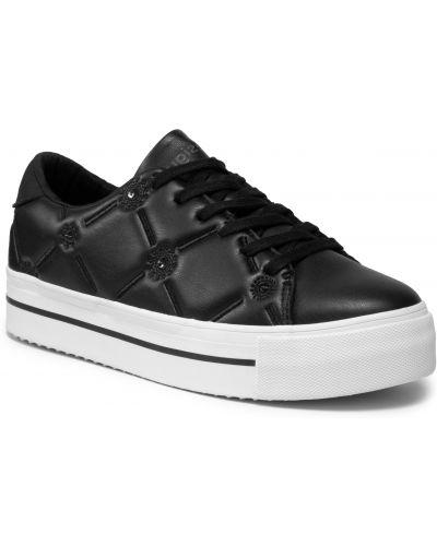Sneakersy - czarne Desigual