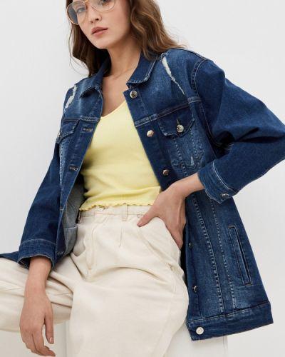 Синяя джинсовая куртка Franco Vello