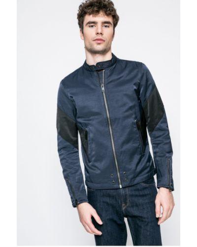 Утепленная куртка укороченная прямая Diesel