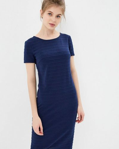 Платье синее Incity