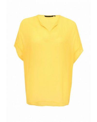 Желтая блузка Silvian Heach